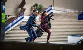 Baby Driver mit Jon Hamm und Eiza González - Bild 14