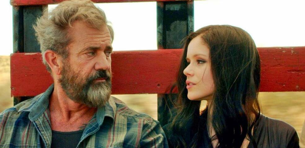 Blood Father mit Mel Gibson und Erin Moriarty