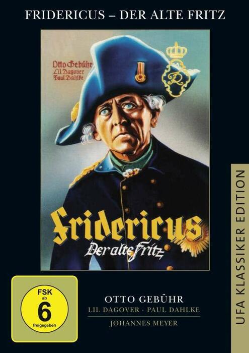 Fridericus - Der alte Fritz - Bild 1 von 1