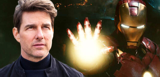 Tom Cruise in Mission: Impossible 6/Iron Man 2
