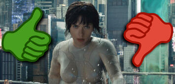 Bild zu:  Ghost in the Shell mit Scarlett Johansson