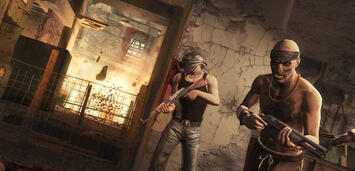 Bild zu:  Army of Two: The Devil's Cartel