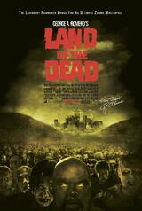 Land of the Dead - Poster