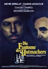 Die Fantome des Hutmachers - Poster