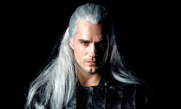 Henry Cavill als Geralt