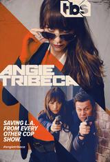 Angie Tribeca - Poster