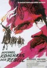 Michael Kohlhaas - der Rebell - Poster