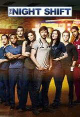 The Night Shift - Staffel 2 - Poster