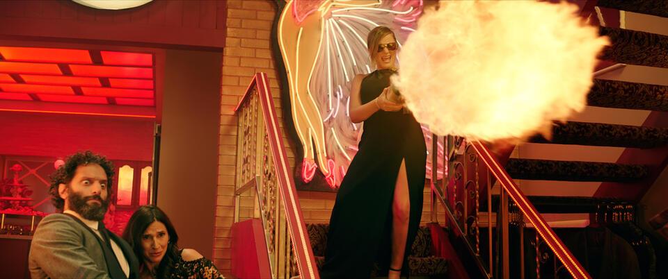 Casino Undercover mit Amy Poehler, Jason Mantzoukas und Michaela Watkins