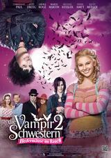 Die Vampirschwestern 2 - Fledermäuse im Bauch - Poster