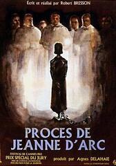 Der Prozeß der Jeanne d'Arc