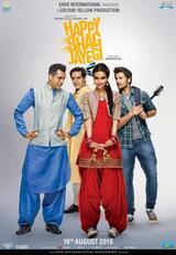 Happy Bhaag Jayegi - Poster