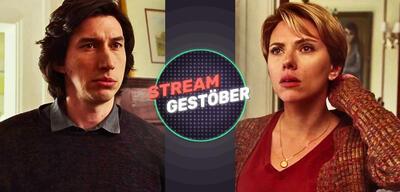 Streamgestöber: Marriage Story mit Adam Driver und Scarlett Johansson