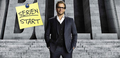 Michael Weatherly ist Dr. Bull