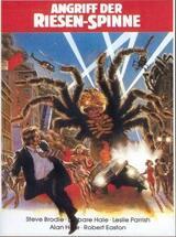 Angriff der Riesenspinne - Poster