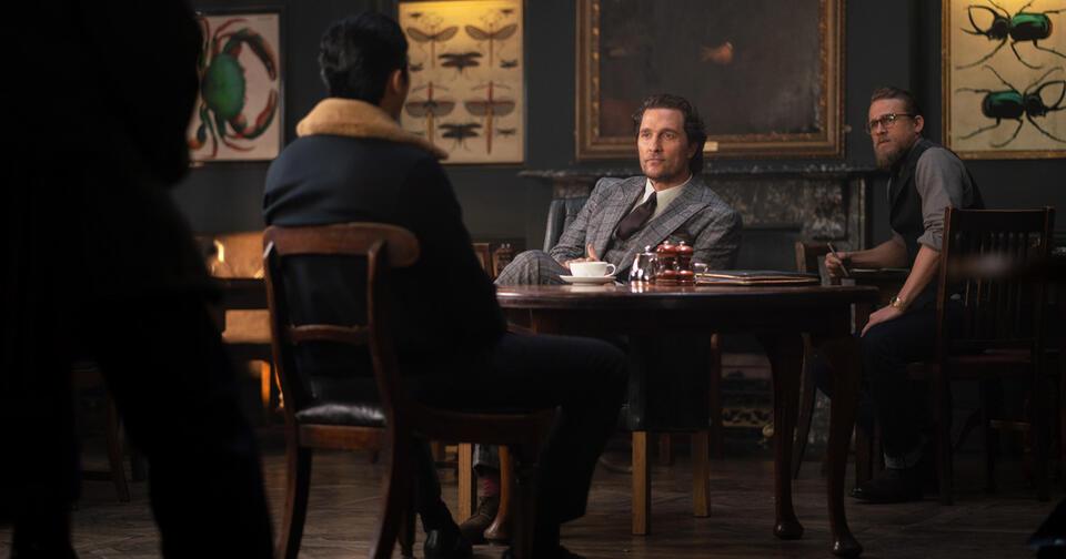 The Gentlemen mit Matthew McConaughey und Charlie Hunnam