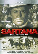 Sartana - Bete um deinen Tod - Poster
