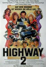 Highway 2 - Auf dem Highway ist wieder die Hölle los - Poster