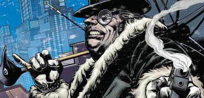 Der Pinguin in Batman-Comics