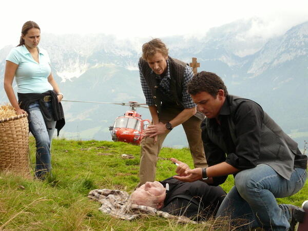 Bergdoktor Staffel 1