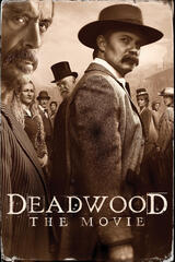 Deadwood: The Movie - Poster