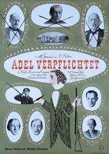 Adel verpflichtet - Poster
