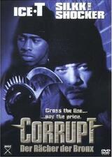Corrupt - Der Rächer der Bronx - Poster
