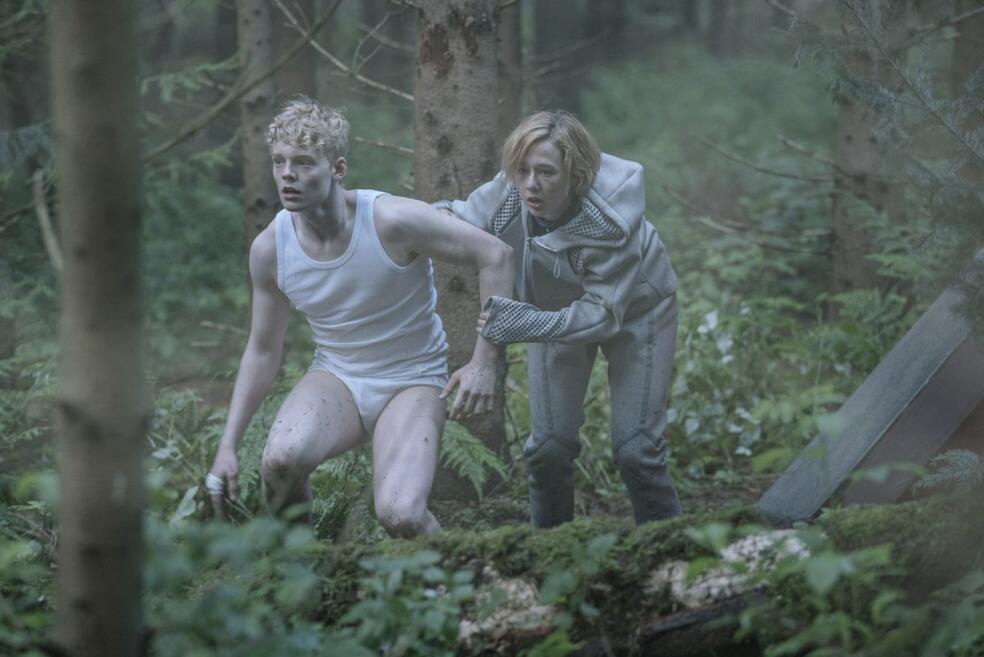 The Rain, The Rain - Staffel 1 mit Alba August und Lucas Lynggaard Tønnesen