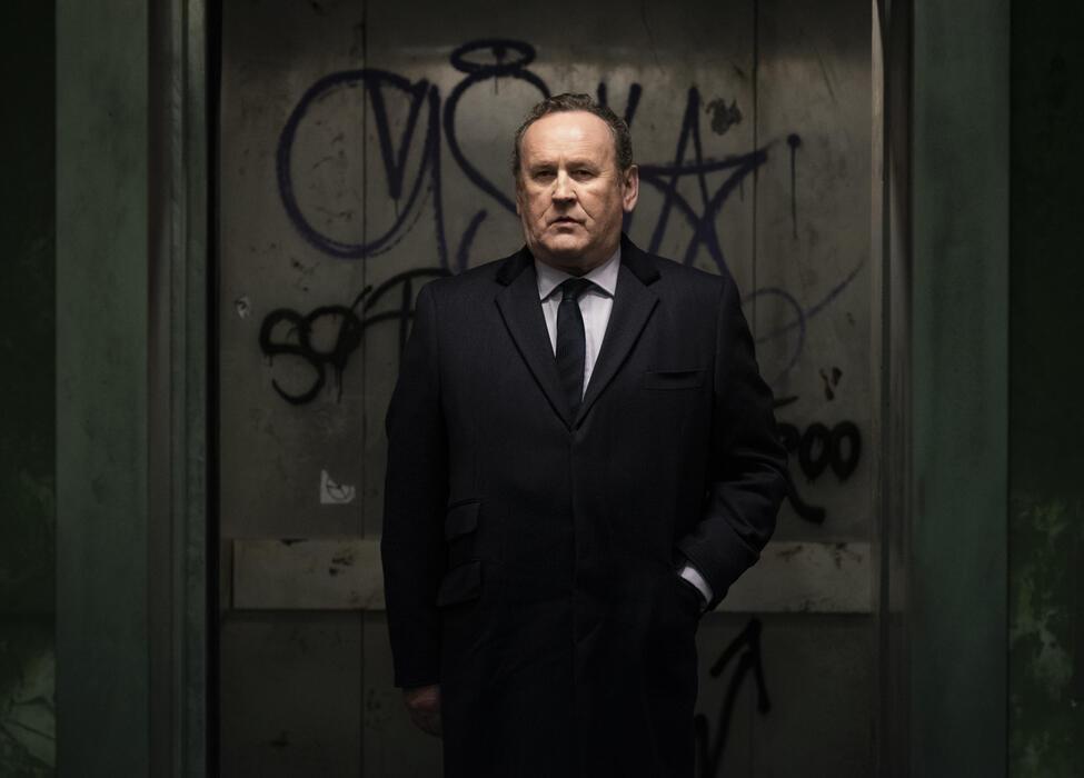 Gangs of London, Gangs of London - Staffel 1 mit Colm Meaney