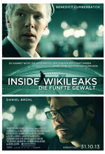 Inside Wikileaks - Die fünfte Gewalt Poster