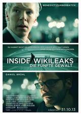 Inside Wikileaks - Die fünfte Gewalt - Poster