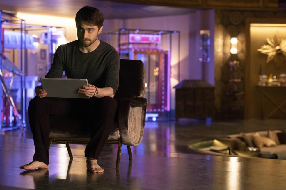 Die Unfassbaren 2 mit Daniel Radcliffe
