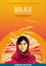 Malala - Ihr Recht auf Bildung - Poster