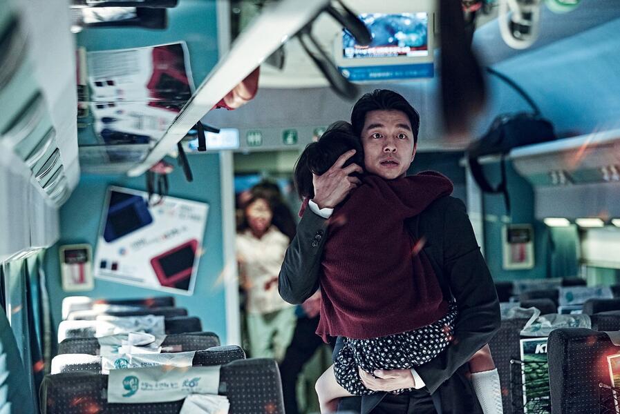 Train to Busan mit Dong-seok Ma