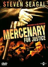 Mercenary for Justice - Poster