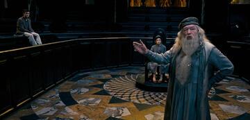 Dumbledore als Harry Potters mächtigster Fürsprecher