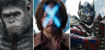 Bild zu:  Planet der Affen / X-Men / Transformers