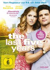 The Last Five Years - Poster