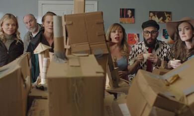 Dave Made a Maze mit Kirsten Vangsness, Stephanie Allynne, Rick Overton, Timothy Nordwind und Kamilla Alnes - Bild 1