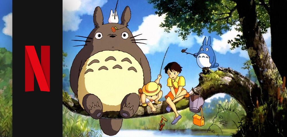 Ghibli-Marathon bei Netflix: Das knuffigste Filmmonster wartet auf euch