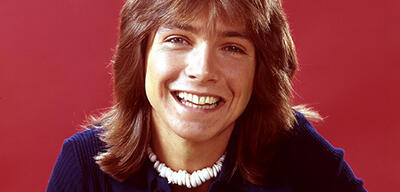 David Cassidy in Die Partridge Familie