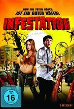 Infestation - Nur ein toter Käfer ist ein guter Käfer Poster