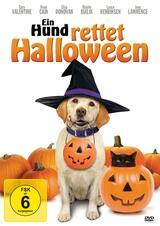 Ein Hund rettet Halloween - Poster