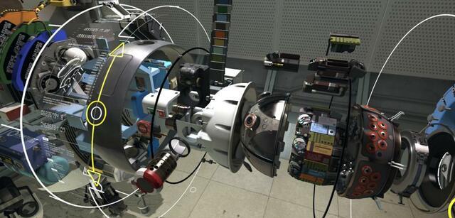 Aperture Robot Repair zeigt, wie The Lab aussehen könnte