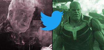Bild zu:  David Lynch & Avengers 3: Infinity War