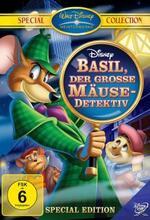 Basil, der Grosse Mäusedetektiv Poster
