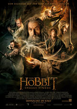 Der Hobbit: Smaugs Einöde - Poster