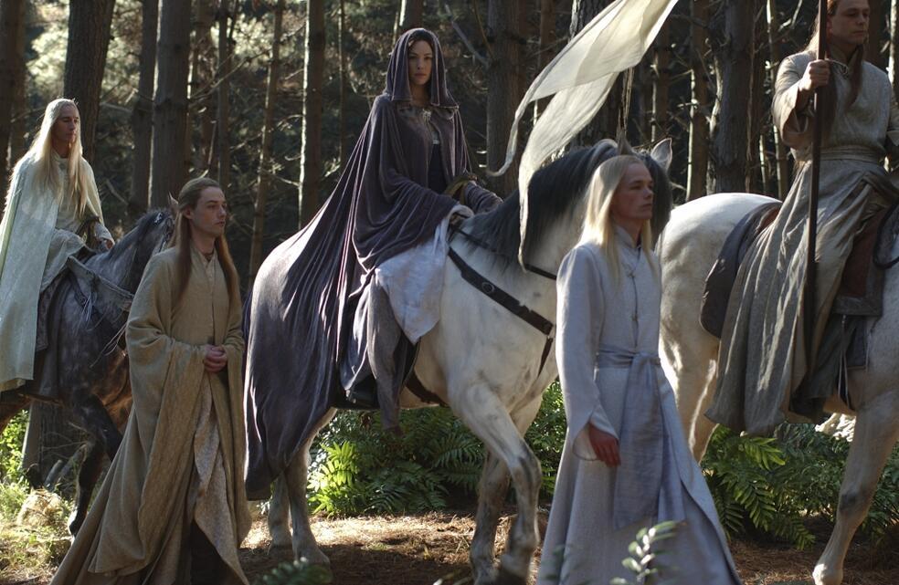 Der Herr der Ringe: Die Rückkehr des Königs mit Liv Tyler