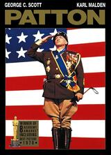 Patton - Rebell in Uniform - Poster