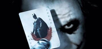 Bild zu:  Ausschnitt aus einem Poster zu The Dark Knight